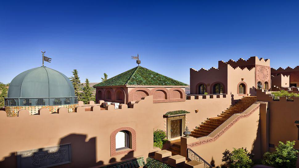 Kasbah Tamadot Sir Richard Branson S Moroccan Retreat