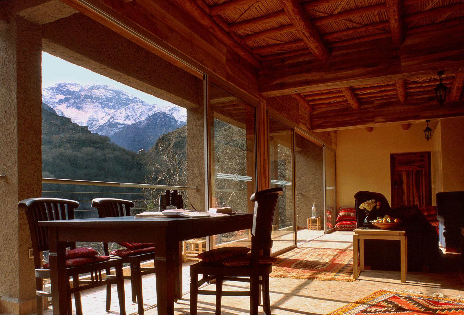 Kasbah Du Toubkal Mountain Retreat In Morocco