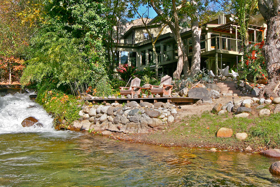 Kaweah Falls House