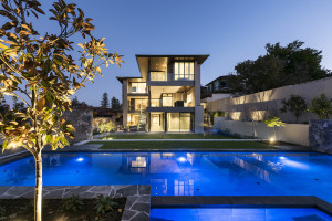 Modern Resort Style Home with Swimming Pool