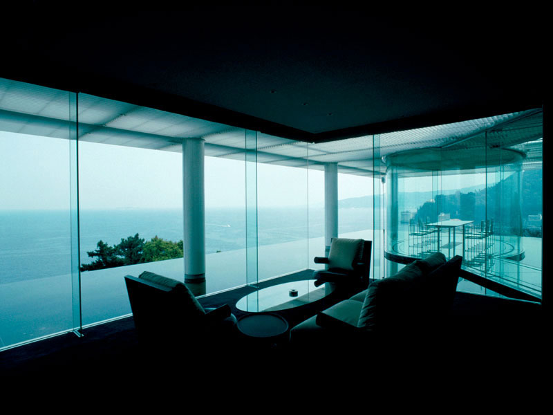 Infinity Pool Design Architecture