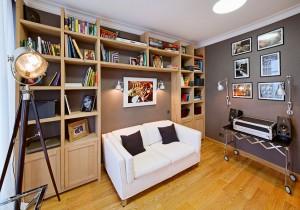 Stylish Small Apartment