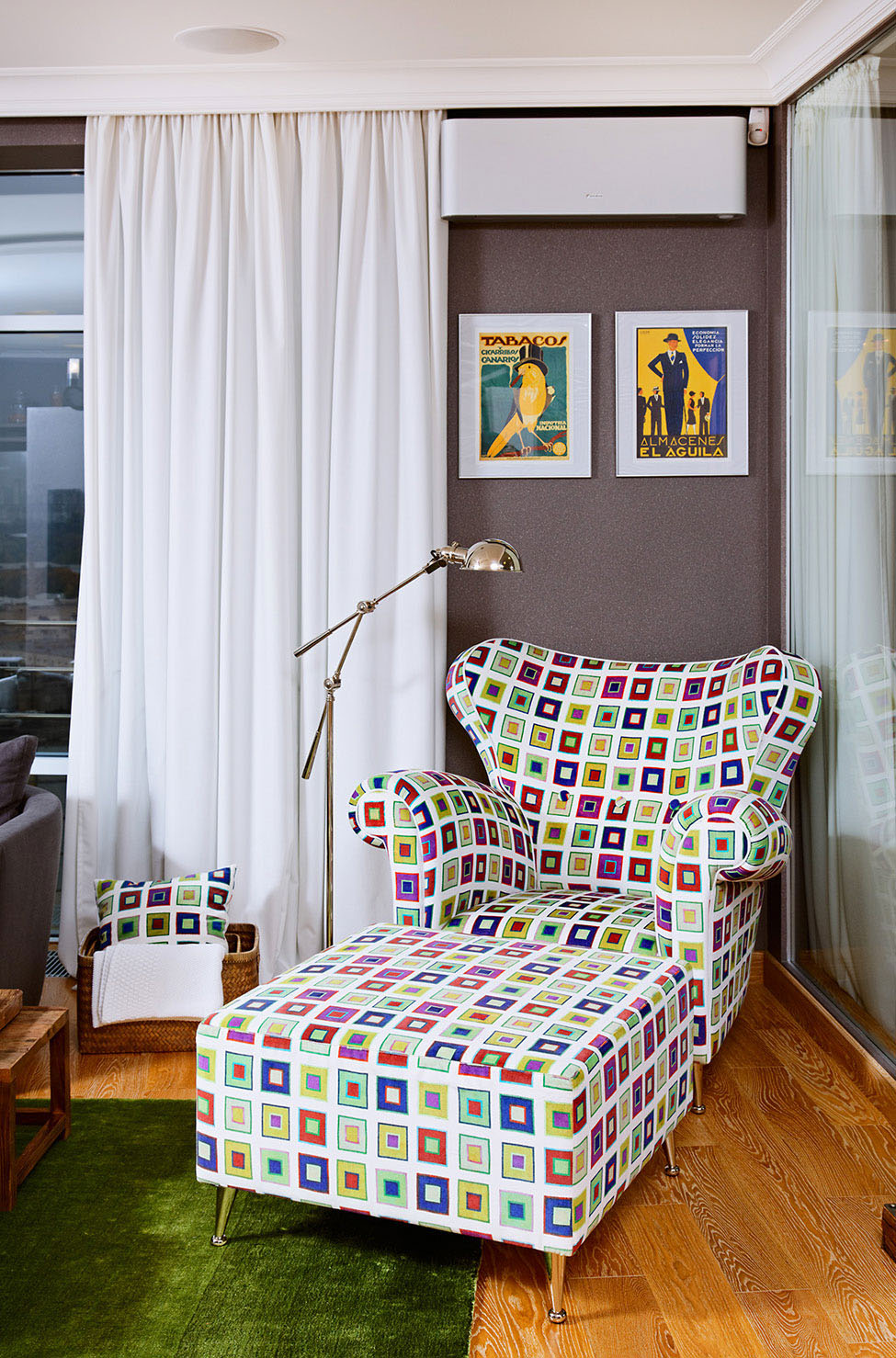 Colorful Armchair Sofa