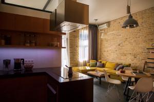 Kiev Ukraine Modern Loft Apartment