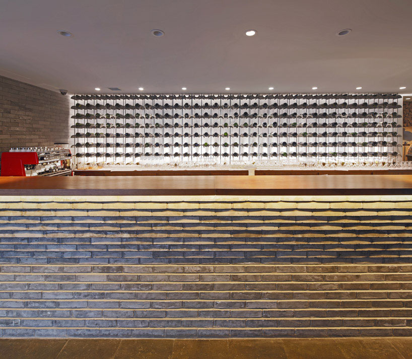 King S Joy Restaurant Beijing Idesignarch Interior