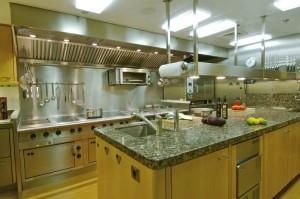Yacht-Kitchen