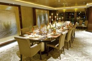 Mega-Yacht-Dinning-Room