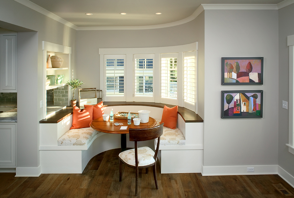 Eat In Kitchen Ideas.Kitchen Eating Area Bench Seating Ideas Idesignarch Interior