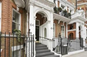 64 Pont Street Belgravia London