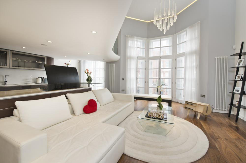 Belgravia London Apartment