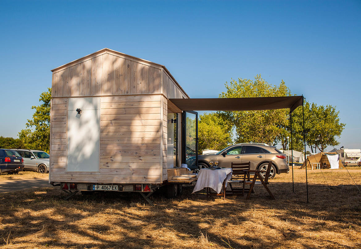 Tiny Mobile Vacation Home