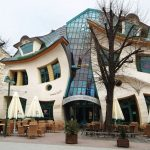 Krzywy Domek – Crooked House in Sopot, Poland