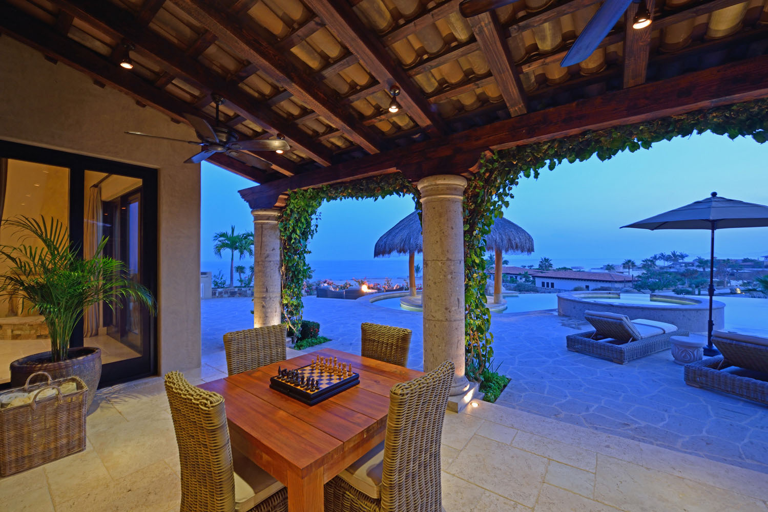 Spectacular Ocean View Estate In The Baja Peninsula