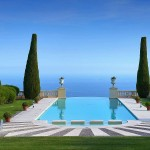 Legendary Mansion On The French Riviera With Neo-Palladian Style Architecture