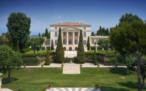 Neo-Palladian Style Architecture