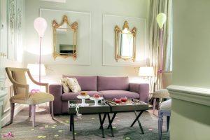Elegant Modern French Style iInterior Decor