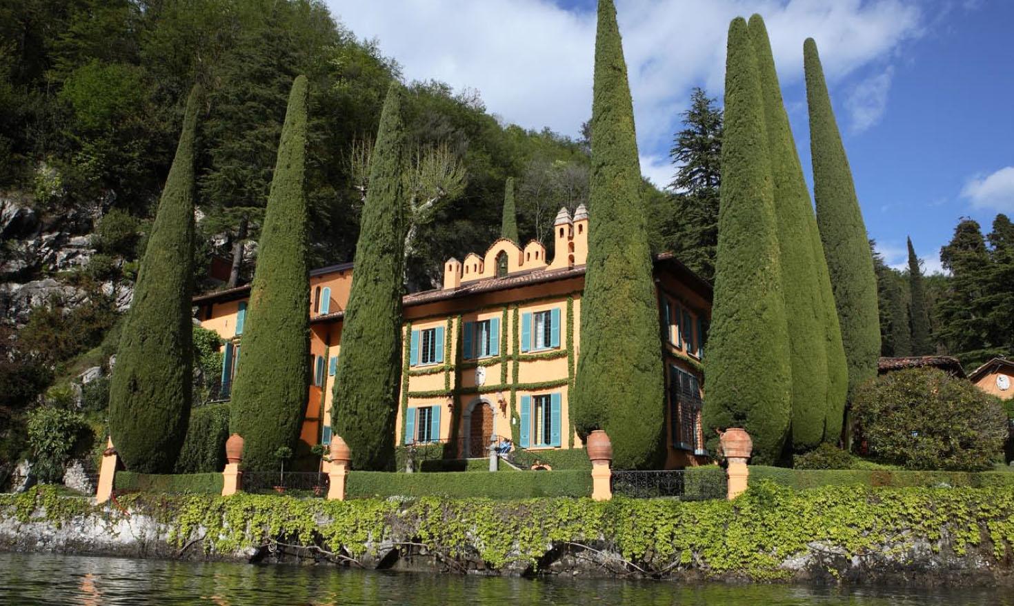 Lake Como Estate Offers Timeless Elegance Idesignarch