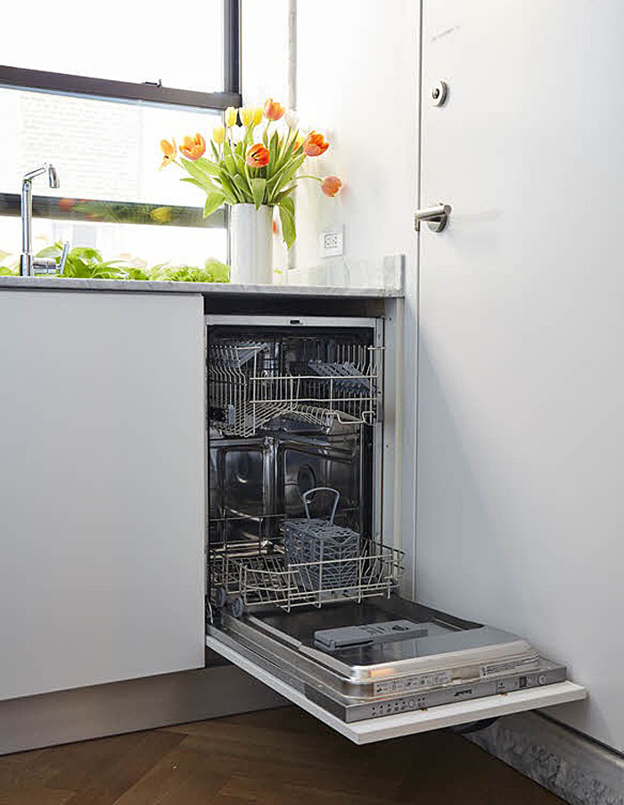 Tiny Apartment Dishwasher