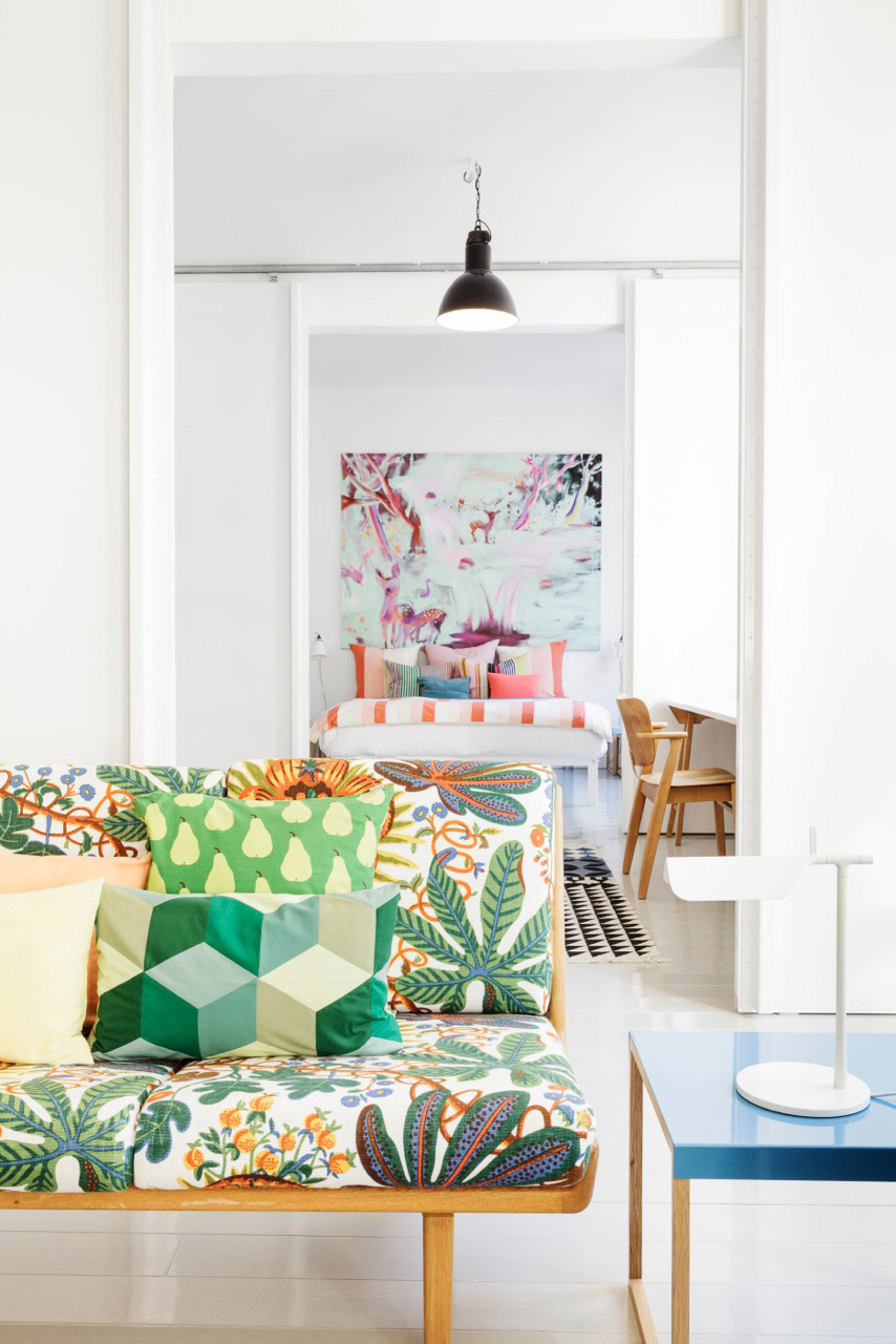 Exquisite scandinavian apartment interiors idesignarch - Scandinavian interior design bedroom ...