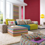 Living Room Ideas With Kube Sofa Sets