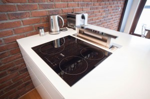 Miele Induction Stovetop