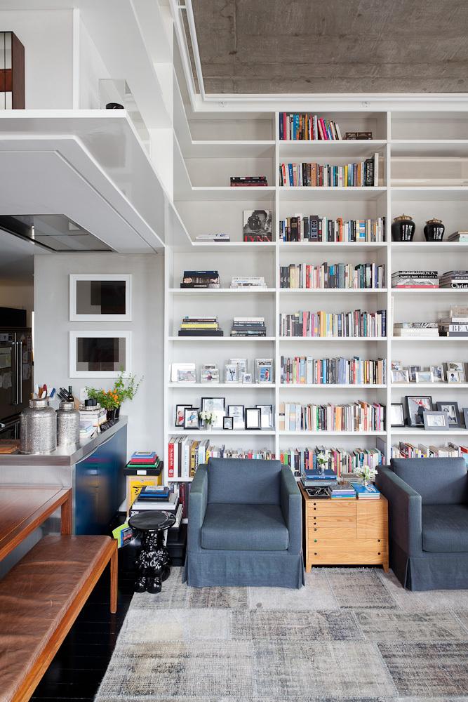 Open Plan Loft Apartment In São Paulo | iDesignArch ...