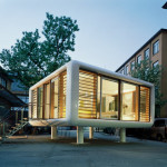LoftCube – Tiny Prefab Mobile Loft