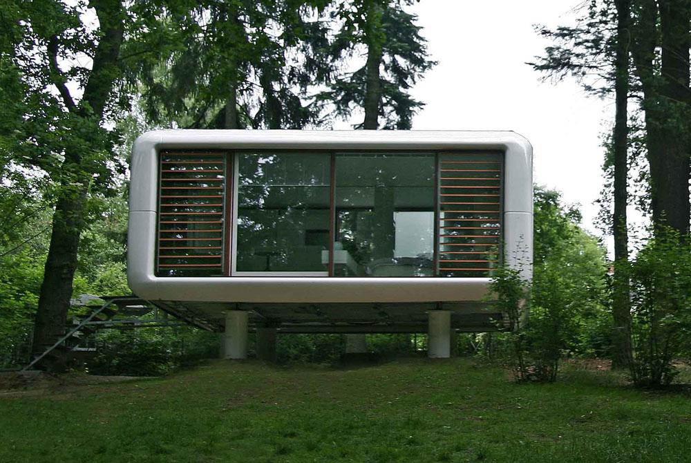 Prefab Mobile Home
