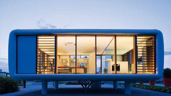 Loftcube Mobile Home