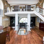Boat Themed Loft Apartment In London