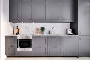 Modern Luxury Small Kitchen
