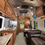 Luxury Airstream Classic Trailer Designed for Full-Time Living