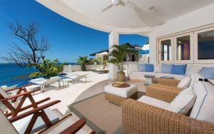 Contemporary Ocean View Villa