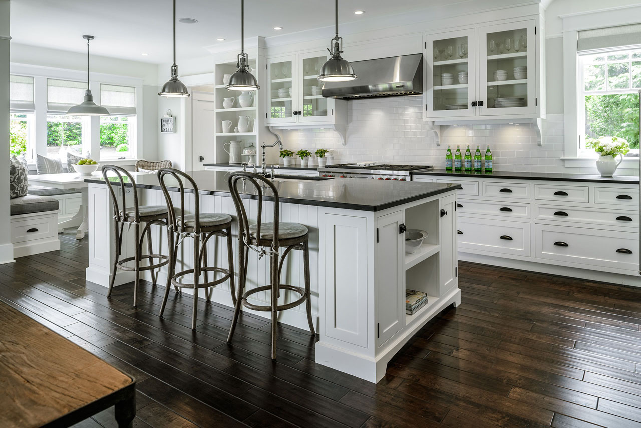 The Hamptons Style Kitchen