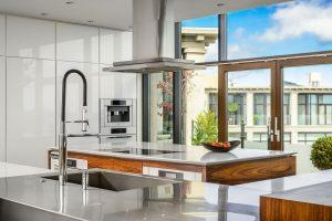 Cityscape Kitchen