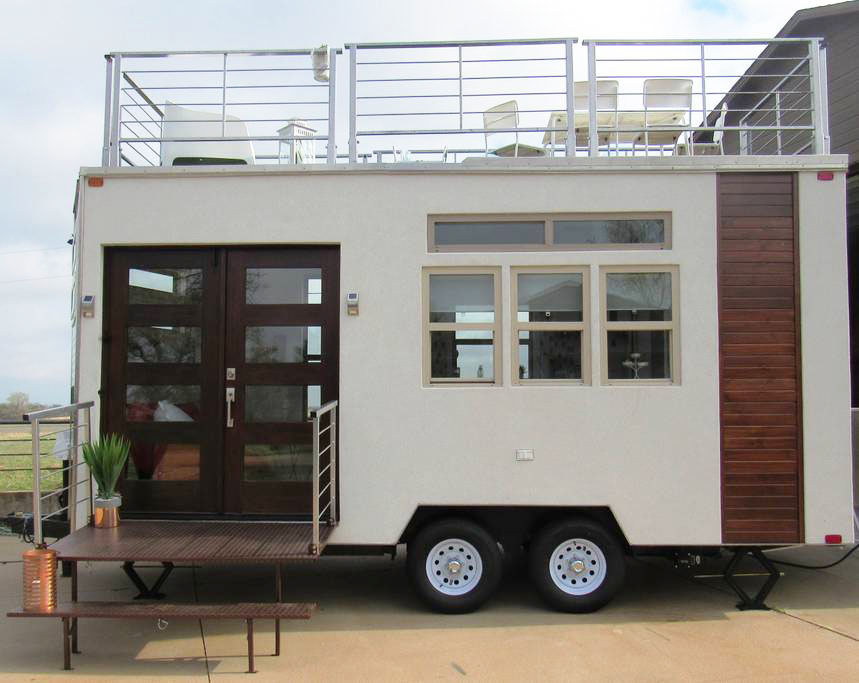 Custom Built Travel Trailers >> Small Homes | iDesignArch | Interior Design, Architecture & Interior Decorating eMagazine
