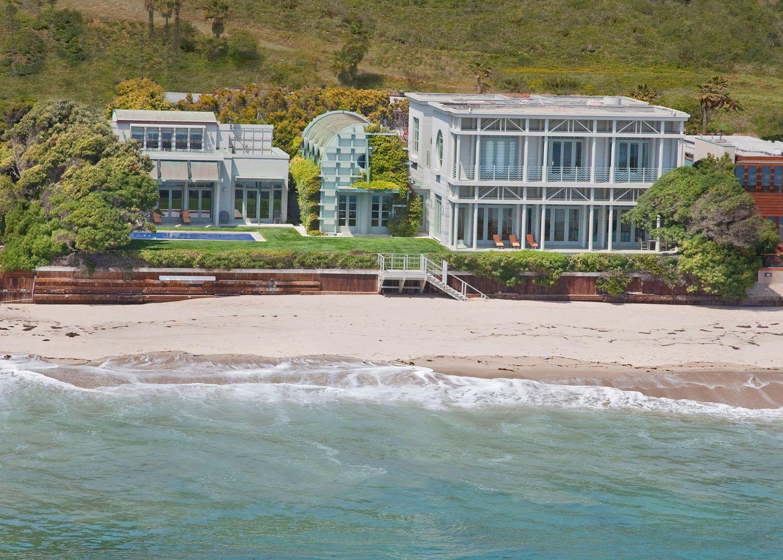 Malibu Beach Front Home