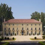 French Neoclassical Mansion On A Bluff Over The Potomac River