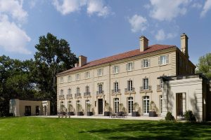 French Neoclassical Style Mansion