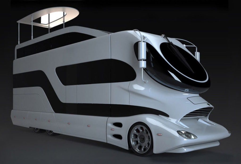 Luxury-Recreational-Vehicle
