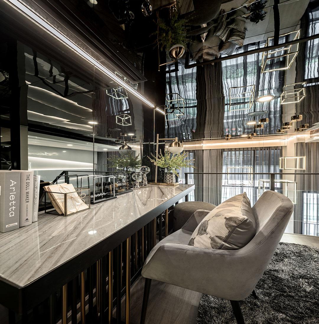 Luxury Modern Loft Studio Apartment Bangkok Thailand 10 Idesignarch Interior Design Architecture Interior Decorating Emagazine