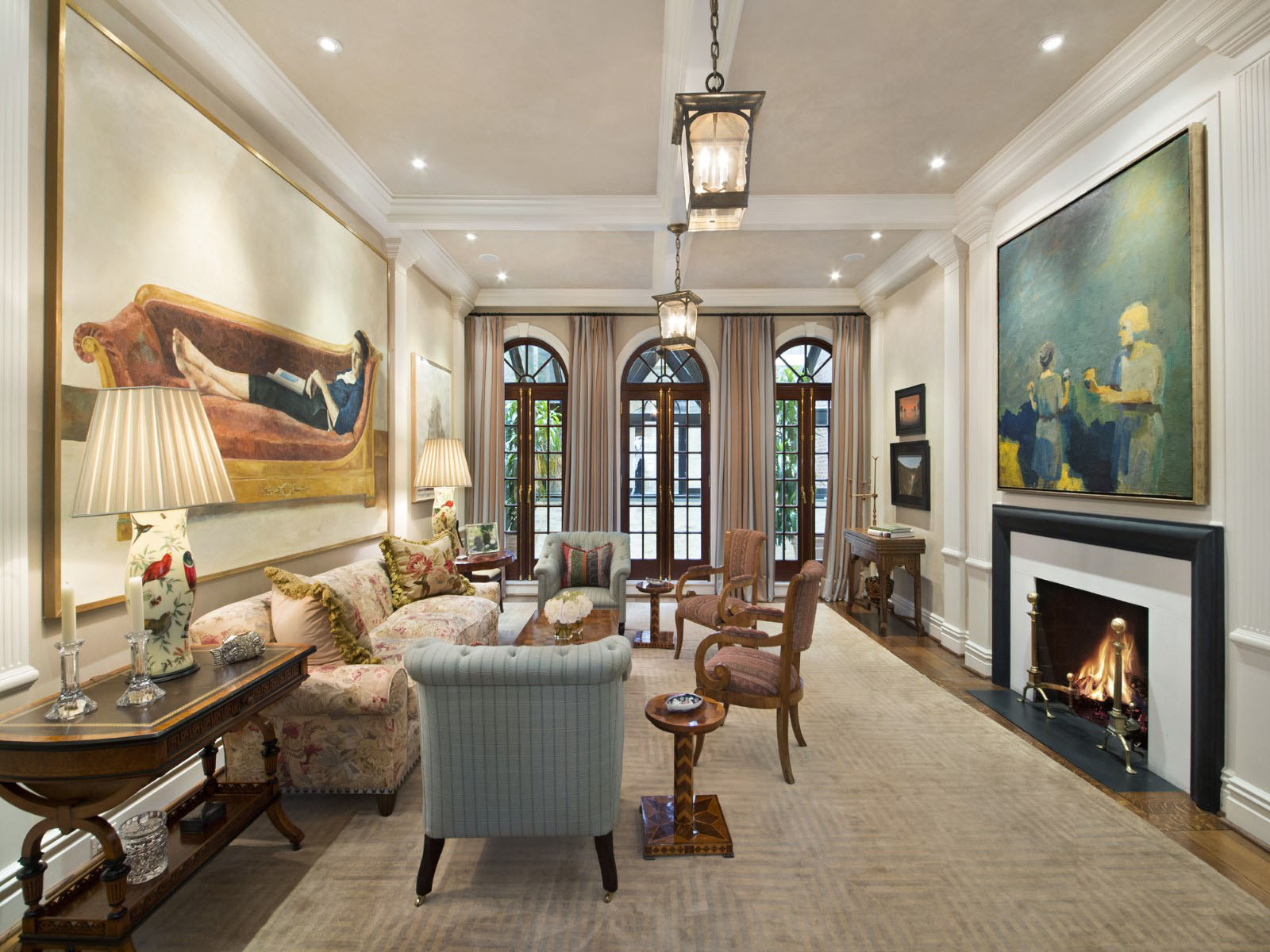 Luxury New York City Townhouse 1