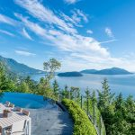 Exquisite Hillside Estate in West Vancouver Connects to Nature