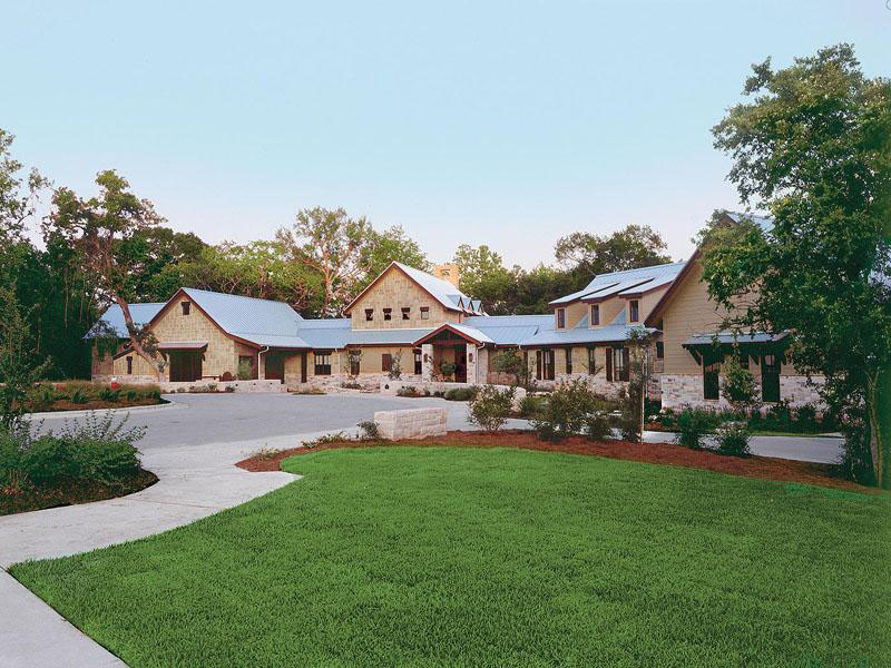 Gorgeous texas ranch style estate idesignarch interior for Hill country house plans luxury