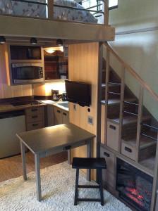 Luxury Tiny House Kitchen Design