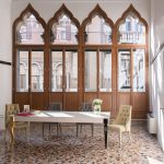 Contemporary Apartment In A Gothic Venice Palazzo Where Mozart Once Lived