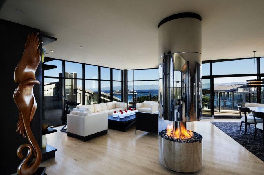 Luxury Penthouse Apartment In Victoria, BC | iDesignArch | Interior ...