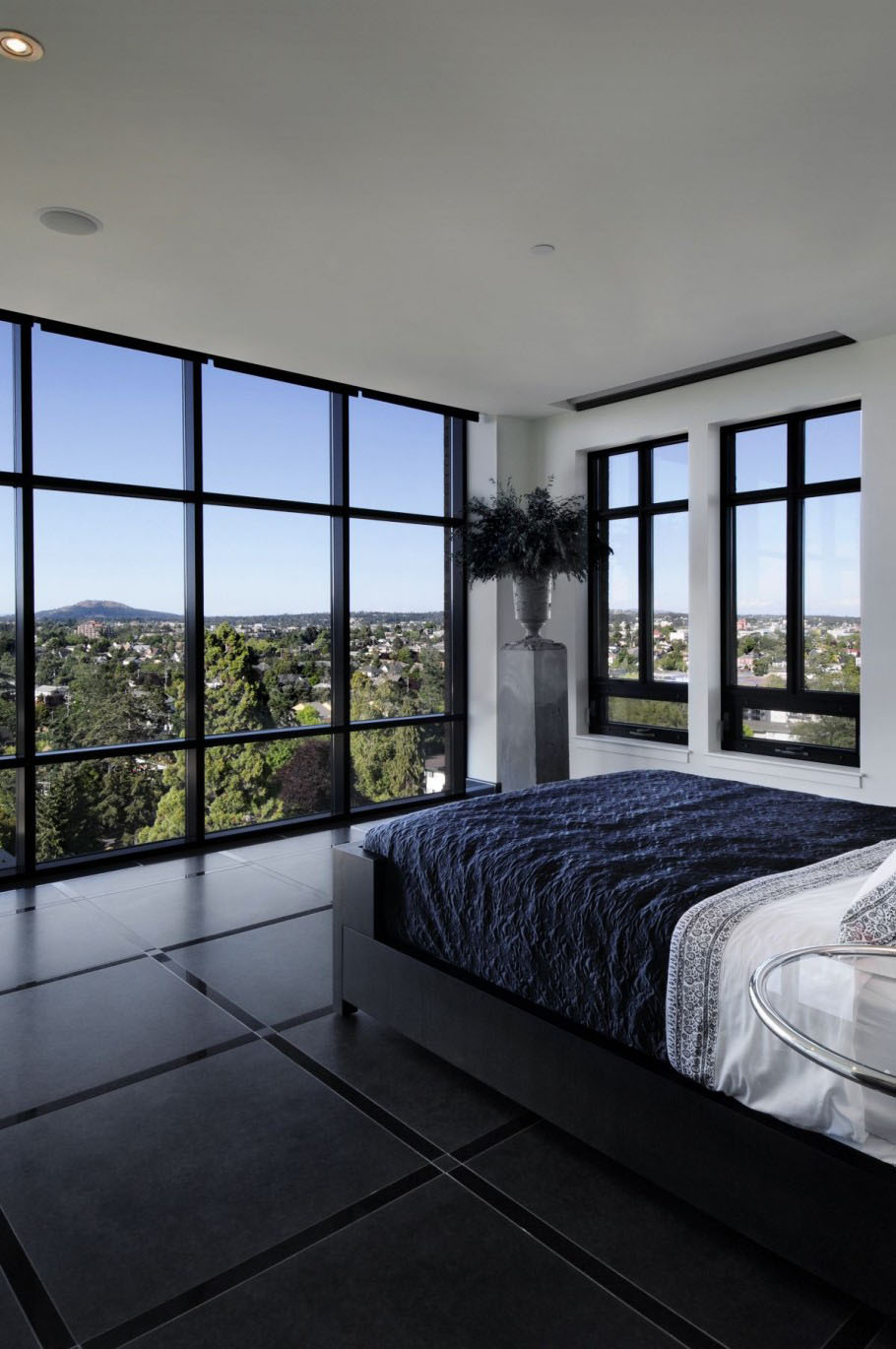 Apartment Interior Design Modern Bedroom