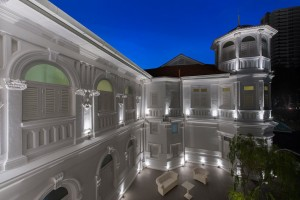 Colonial Style Hotel