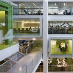 Macquarie Group Revolutionary Workplace Design